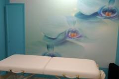 L'espace massage